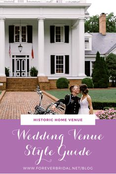 If you are envisioning a timeless and classic wedding with vintage vibes then getting married at one of the many historic homes in and around Raleigh might be the perfect wedding venue. Historic homes tend to be popular wedding venues with nods of nostalgia. Many historic homes feature classic architecture throughout the venue and have picturesque landscaping for romantic photos.