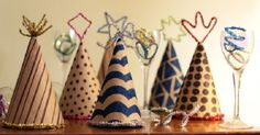 Top 10 Festive DIY Hats for New Year's Eve Party