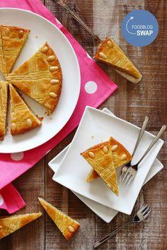 Zoet & Verleidelijk: Boterkoek met amandelspijs
