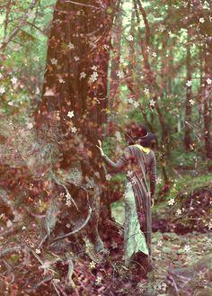 Wandering Earth Witch (by Kelsey Elinor).
