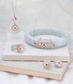 Silver Bridal Jewellery, Jade Jewelry, Resin Jewelry, Jewelry Sets, Jewelry Accessories, Fashion Accessories, Fashion Jewelry, Jewelry Design, Ancient Jewelry