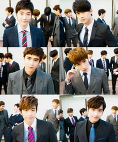 2pm so handsome :)