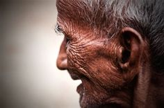 Experienced faces... Photo by Eklavya Prasad — National Geographic Your Shot