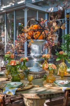 Fall Home Decor, Autumn Home, Thanksgiving Decorations, Seasonal Decor, Thanksgiving Tablescapes, Jardin Decor, Autumn Display, Fall Displays, Autumn Table