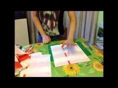 Envalope Pillow Diy - YouTube