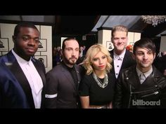 Pentatonix: The 2015 GRAMMYs Red Carpet - YouTube Pentatonix Video, Mitch Grassi, Man Bun, Music Is Life, Cool Bands, Rock And Roll, Behind The Scenes, Red Carpet, Have Fun