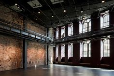 High-Tech Black Box In Boston | venues content from Live Design Magazine