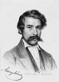 """For anniversary of one our greatest poet, Arany János""""s birthday : He was born on 2. Mart,  1817, Nagyszalonta. Died in Budapest, 22. Oct. 1882. He was a secondary school teacher, member of the  Academy of Science of Hungary, later even its secretary-general, director of the  Kisfaludy Társaság (Association named Kisfaludy) , our most educated and most talented poet. His ballad poetry is famous all over the world. His translations on Shakespeare, etc. are even today the most beautiful ones. Shakespeare, Budapest, Academy Of Sciences, Playwright, Secondary School, Beautiful One, Poet, Vintage Photos, Famous People"""