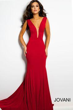 Sleeveless Jersey Prom Dresses 22884 - Prom Dresses