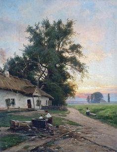 The Glory of Russian Painting: Iosif Krachkovsky