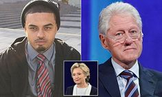 Easily attainable DNA from Monica's dress should clear this right up!..  GnG   Man claiming to be Bill's love child says Clintons like slave owners