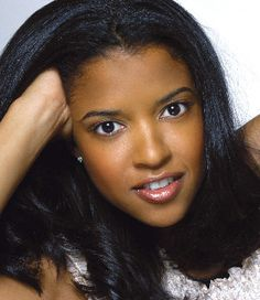 Renee Elise Goldsberry. My Doppleganger. If we ever met in person, the world would probably explode.