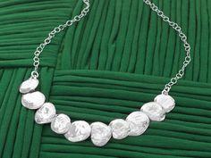Summer style calls for summer silver: STILL SHINING NECKLACE Shop US: www.Silpada.com /// Shop Canada: www.Silpada.Ca #SilpadaStyle #SummerSilver