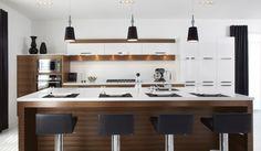 Odyssé :: Collection contemporaine :: Cuisines :: Gonthier - Cuisines et Salles de bains pour les couleurs