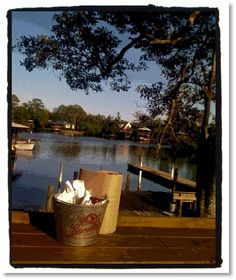 Big Daddy's Grill : Fairhope, Alabama : Seafood Restaurant, Fish River