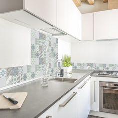 verre emaille et trempe sur mesure pour cr dence de cuisine avec plaque de cuisson gaz. Black Bedroom Furniture Sets. Home Design Ideas