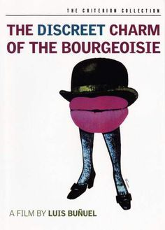 BEST FOREIGN LANGUAGE FILM: The Discreet Charm of the Bourgeoisie Luis Bunuel