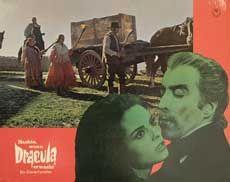 Posteritati: COUNT DRACULA (Nachts, wenn Dracula erwacht) 1970 German Scene Card (9x12)