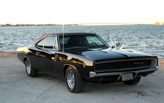 '68 Charger