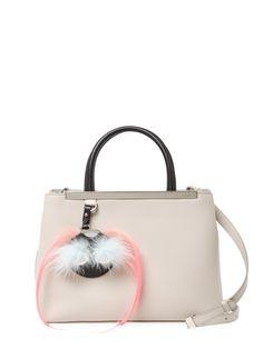 2Jours Petite Leather Tote from Designer Handbag Shop: Perfect Carryalls on Gilt