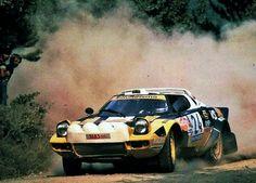 San Remo 1980 - Tabaton Fabrizio - Radaelli Emilio icon Lancia Stratos HF
