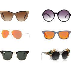 bf46b3f583 6 tendencias en lentes de sol para el 2015 1 Lentes mariposa u ojos de gato