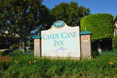 Fan favorite Candy Cane Inn is family owned and has been around for over 57 years. -