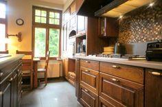#Wrocław #Wroclove #kuchnia #drewno #styl  więcej: http://domy.pl/mieszkanie/wroclaw-krzyki-borek-8-pokoje-1550000-pln-199m2-sba/dol942958172