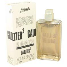 2 by Jean Paul Gaultier Eau De Parfum Spray Unisex Perfume Fragrance Jean Paul Gaultier Women, Francis Kurkdjian, First Perfume, Renz, Raw Beauty, Beauty Studio, Parfum Spray, Manicure And Pedicure, Sprays