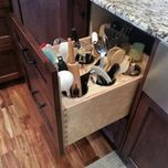 Evandale 1 - contemporary - kitchen - omaha - HEI Design as seen on houzz