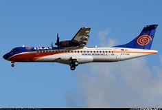 Islas Airways EC-KNO ATR ATR-72-500 (ATR-72-212A) aircraft picture