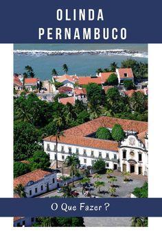 A cidade de Olinda em Pernambuco, é famosa por suas ladeiras. Comece sua visita pela Basílica Nossa Senhora do Carmo, depois vá à Catedral da Sé, ao Mercado da Ribeira e muito mais.