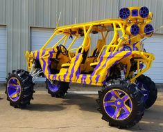 Polaris Ranger, Polaris Rzr, Rc Cars And Trucks, Big Trucks, Cool Truck Accessories, Can Am Atv, Bike Cart, Diy Go Kart, Quad
