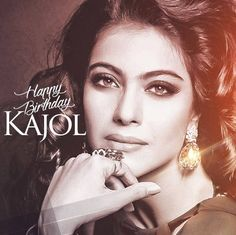 To a Perfectionist, A lady of Mettle, An idol to look up to!! A VERY HAPPY BIRTHDAY to Kajol  We love you and wish to see more of you!! Here is one for the fans out there--> http://bit.ly/1MaDjmG  ‪#‎TseriesMusic‬ ‪#‎Kajol‬ ‪#‎BirthdayWishes‬ ‪#‎TreatForFans‬ ‪#‎KajolBirthday‬