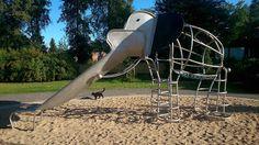 Otetaan hiekkalelut mukaan!: Aution aukean leikkipaikka