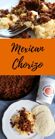 Mexican Chorizo – Curly's Cooking