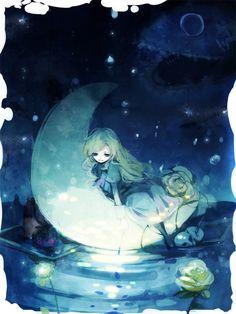 Pixiv: Moonchild (Yuu Kichi)