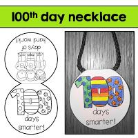 day of school itsanewyeardeals day of schoolThis is a set of three crafts that you can add to your day of school activities! 100th Day Of School Crafts, 100 Day Of School Project, 100 Days Of School, School Projects, School Ideas, 100 Day Project Ideas, Kindergarten Classroom, Kindergarten Activities, Classroom Activities
