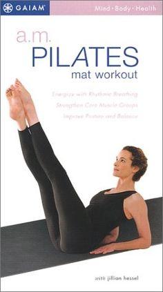 A.M. Pilates Mat Workout [VHS] $0.25 films