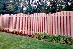 unique backyard fences ideas - Bring in Your Backyard Fence Ideas . Backyard Fences, Fenced In Yard, Backyard Landscaping, Landscaping Ideas, Yard Fencing, Wood Fences, Outdoor Fun, Outdoor Spaces, Outdoor Living