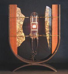 Universal Lamp  Artwork when on. Artwork when by DruryLaneStudios, $450.00