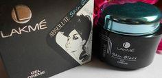 Lakme Absolute Skin Gloss Gel Crème Review #LakmeAbsoluteSkinGlossGel #LakmeAbsoluteSkinGlossGelCrème #lakmeskingloss