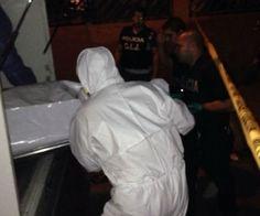 Guarda de bananera y asaltante se matan anoche en Cariari