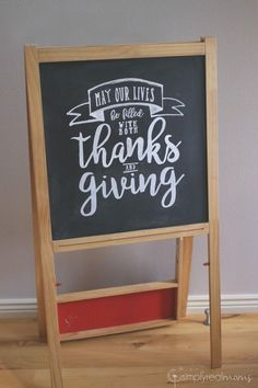 How To Make Beautiful Chalk Lettering Gorgeous Thanksgiving Chalk Art Sign<br> Chalkboard Doodles, Chalkboard Decor, Chalkboard Print, Chalkboard Designs, Kitchen Chalkboard, Chalkboard Typography, Thanksgiving Chalkboard, Thanksgiving Signs, Chalk Art Quotes