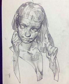 Art inspiration and artwork by Eleeza (Eliza Ivanova) # Eleeza Reference Manga, Drawing Reference, Art And Illustration, Drawing Sketches, Art Drawings, Sketching, Art Folder, Sketchbook Inspiration, Realistic Drawings