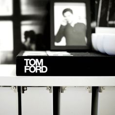 Tom Ford Book - $90