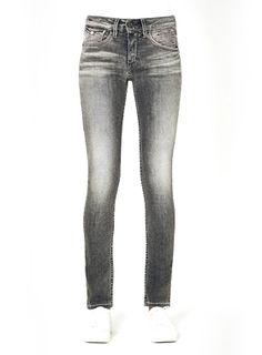 Grijze jeans Kuyichi #capsule #wardrobe #capsulewardrobe #nukuhiva #duurzaam #fairfashion #amsterdam #utrecht