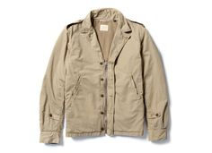 SU/FA Deck Jacket #outerwear