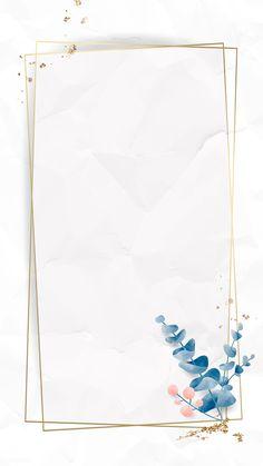 Framed Wallpaper, Phone Wallpaper Images, Flower Background Wallpaper, Flower Phone Wallpaper, Cute Wallpaper Backgrounds, Flower Backgrounds, Watercolor Background, Cute Wallpapers, Floral Watercolor
