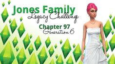 Chapter 97 of my ongoing Sims 4 Legacy Challenge featuring the Jones family. The story is currently following Felicia, generation 6 heiress.